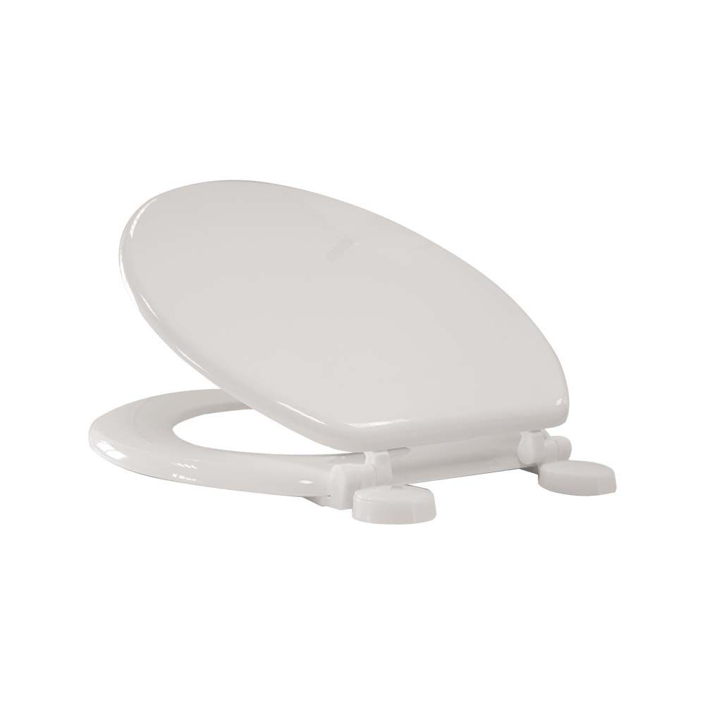 Stupendous Arley White Mouldwood Plastic Hinge White Toilet Seat 400Mm X 370Mm 237204 Camellatalisay Diy Chair Ideas Camellatalisaycom